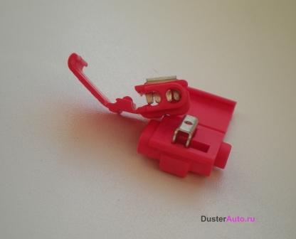 С помощью скот-локов удобно соединять провода без скрутки, пайки и резки