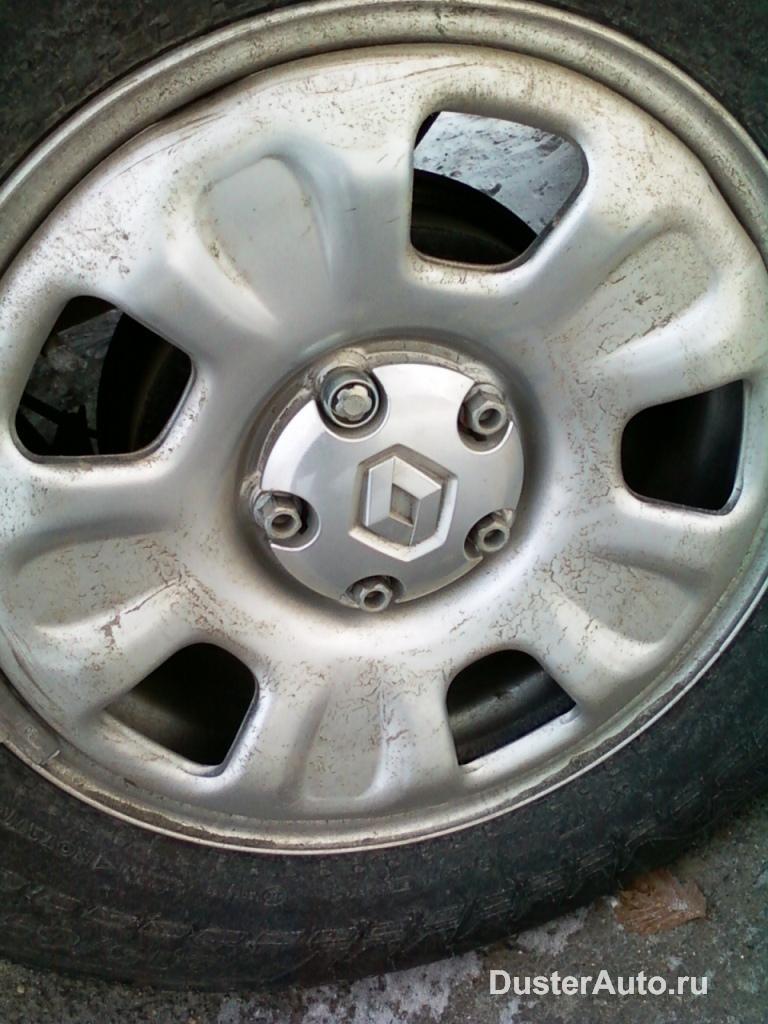 Renault Duster фото секреток