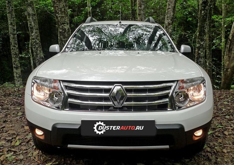 Отзыв владельца Renault Duster