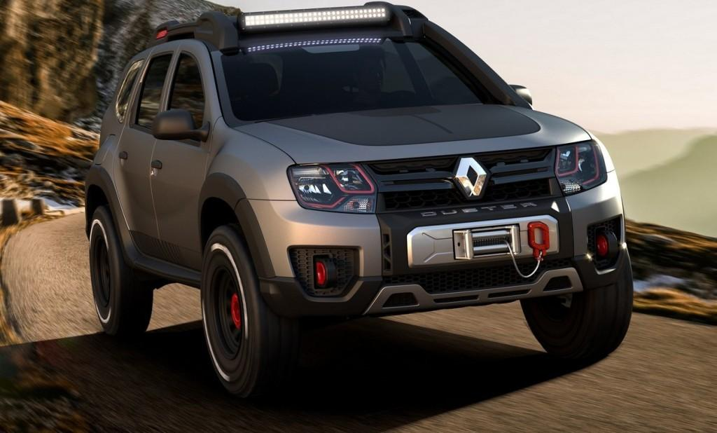 Renault анонсировали новый Duster Extreme