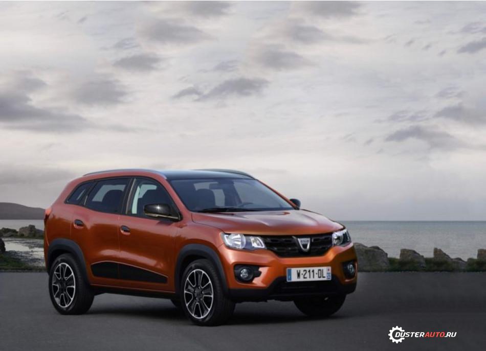 фото нового Renault Duster Grand
