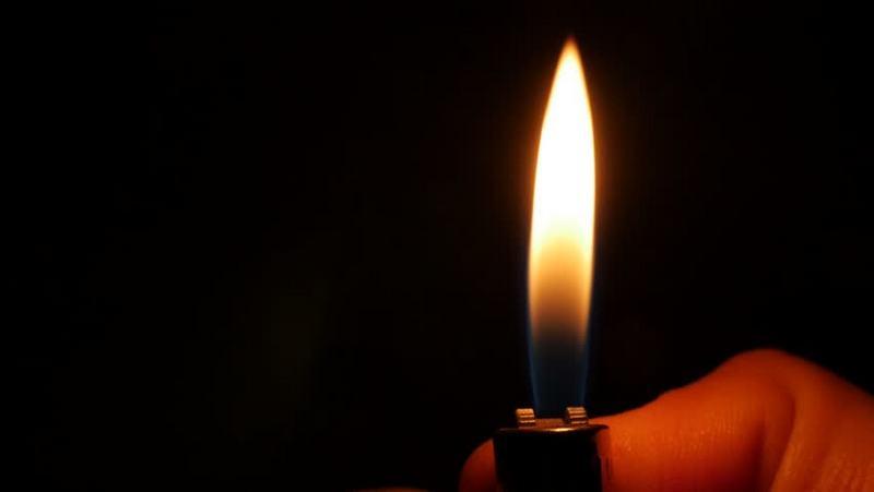 фото пламени