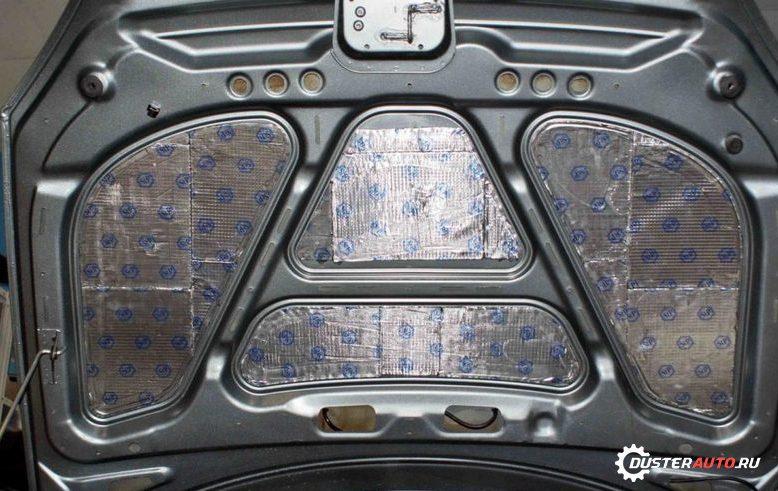 Зачем нужна шумоизоляция машины?