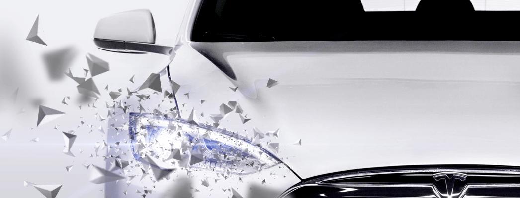 Замена фар на автомобиле